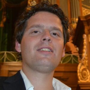 Niels Adema, orgelist